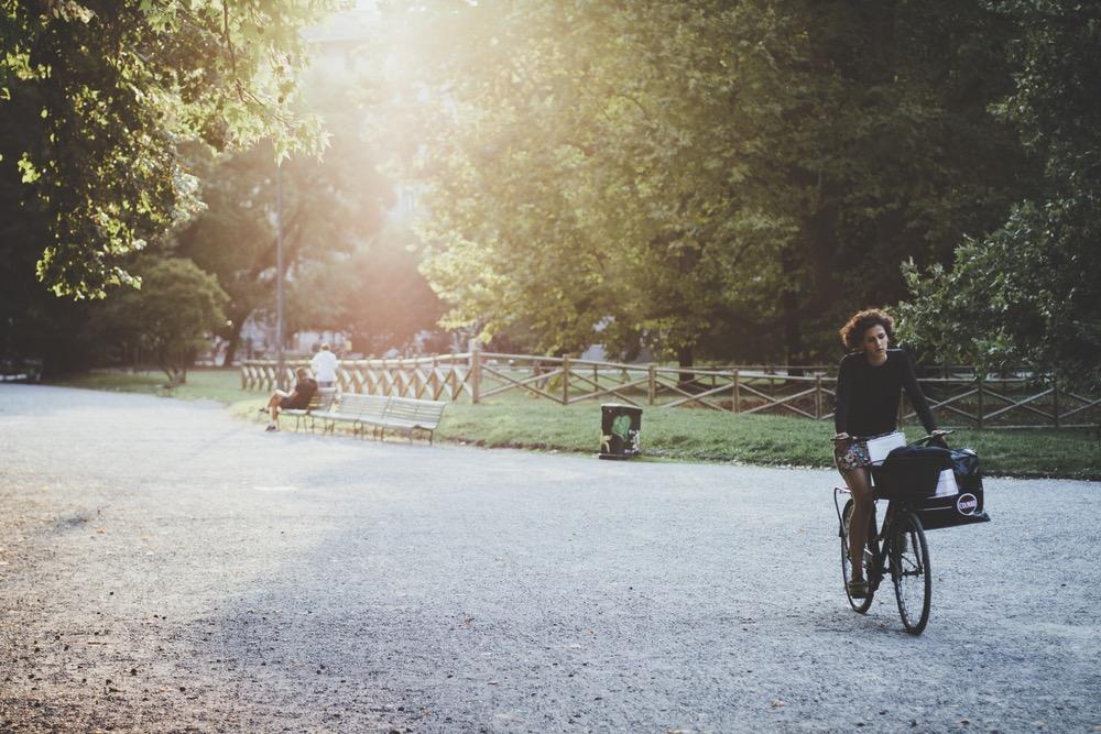 Rower - środek transportu przyszłości?