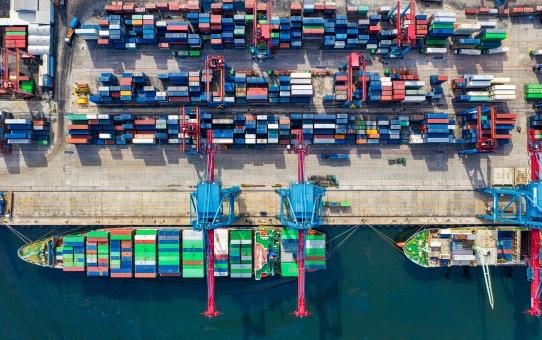 Transport morski w Polsce i na świecie - definicja i charakterystyka
